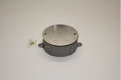 Picture of Aluminium round junction box 0803-00029
