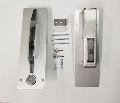 Picture of Handle 57 with high security lock 0312-00015