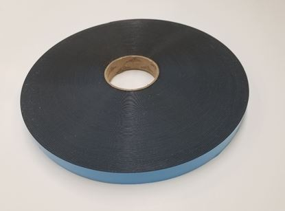 "Picture of Black polyurethane foam 3/64"" x 1"" - 0307-00007"